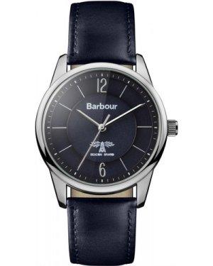 Mens Barbour Mortimer Watch BB049BKBL