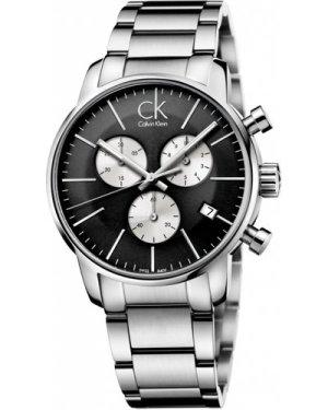 Mens Calvin Klein City Chronograph Watch K2G2714X