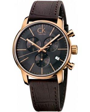 Mens Calvin Klein City Chronograph Watch K2G276G3