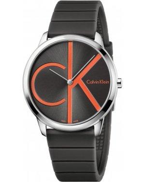 Unisex Calvin Klein Minimal 40mm Watch K3M211T3