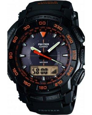 Mens Casio Pro-Trek Alarm Chronograph Watch PRG-550-1A4ER