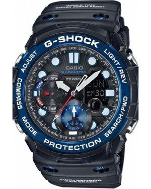 Mens Casio G-Shock Gulfmaster Alarm Chronograph Watch GN-1000B-1AER