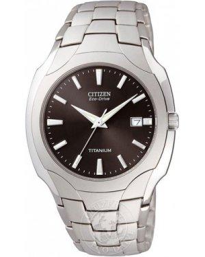 Mens Citizen Titanium Watch BM6560-54H