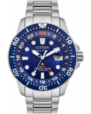 Citizen Promaster Titanium Dive Gmt Watch BJ7111-51M