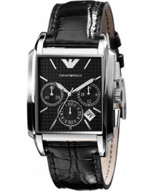 Mens Emporio Armani Chronograph Watch AR0478