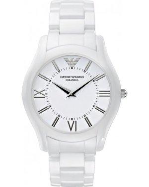 Mens Emporio Armani Ceramic Watch AR1442