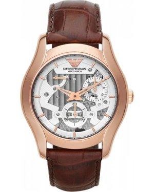 Mens Emporio Armani Meccanico Automatic Watch AR4675