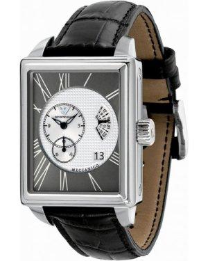 Mens Emporio Armani Meccanico Automatic Watch AR4208