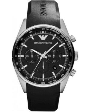 Mens Emporio Armani Chronograph Watch AR5977