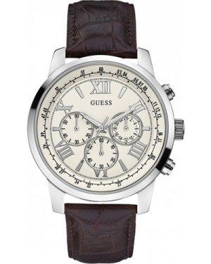 Mens Guess Horizon Chronograph Watch W0380G2