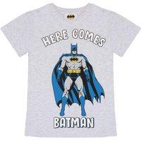 DC Comics Batman Here Comes Batman Girls T-Shirt