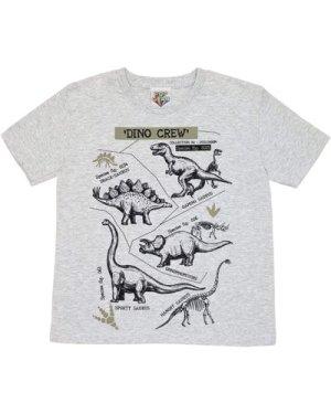 Popgear Dinosaur Dino Crew Girls T-Shirt