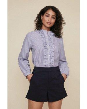 Womens Cotton Sateen Short