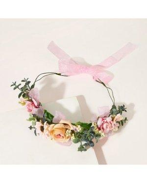 Floral Decor Headband