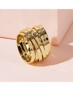 Spiral Ring 1pc