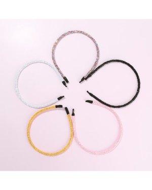 5pcs Simple Hair Hoop