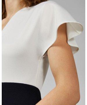 Mockable Midi Length Dress