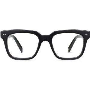 Winston eyeglasses in Jet Black (updated pills) (Non-Rx)