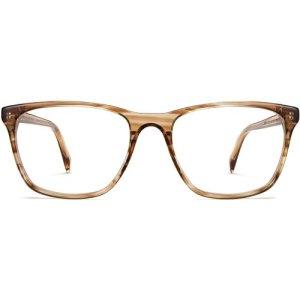 Yardley eyeglasses in Chestnut Crystal (Non-Rx)