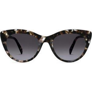Leta sunglasses in Black Currant Tortoise (Non-Rx)
