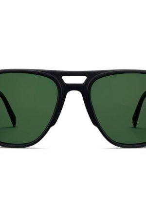 Hatcher sunglasses in Jet Black Matte (Non-Rx)