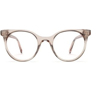 Jo eyeglasses in Pewter Crystal (Non-Rx)