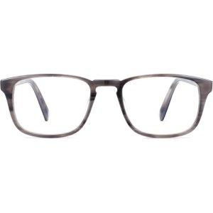 Bensen LBF eyeglasses in greystone (Non-Rx)