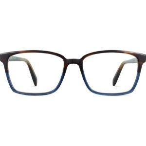 Bryon eyeglasses in Aegean Blue Fade (Non-Rx)