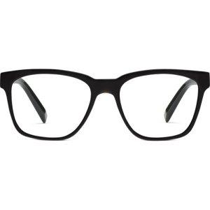 Barkley eyeglasses in Black Matte Eclipse Non-Rx