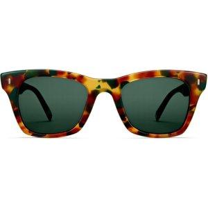 Harris sunglasses in Basil Tortoise Fade (Non-Rx)