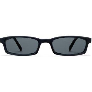 Sibley sunglasses in Jet Black Matte (Non-Rx)