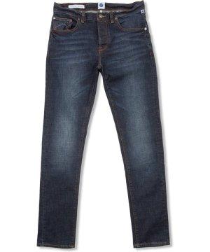 Castlefield Skinny Fit Jeans (6-Month Wash, 36W 32L, Slim)