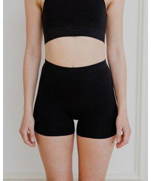 Oleta Shorts - Fine Cotton Seamless