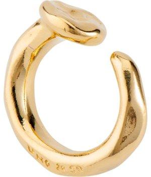 """""""gold nail"""" ring"""
