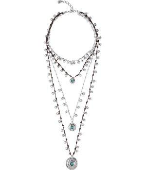 """""""axayacatl"""" necklace"""