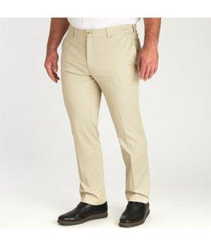 Straight Fit Non-Iron Premium Flex Waist Pants
