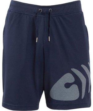 Weird Fish Evander Gym Shorts Navy Size 34