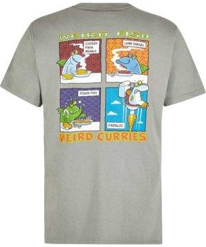 Weird Fish Findaloo Artist T-Shirt Artichoke Size 4XL