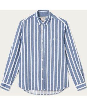 White/Blue Sun Shirt