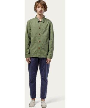 Khaki Iro Jacket Linen