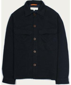 Blue Graphite Normsk Jacket Fleece
