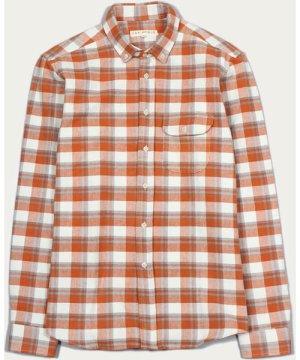 Terje Check Larry LS Shirt Flannel