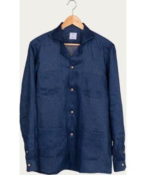 Camicia Ischia Blu Notte Shirt