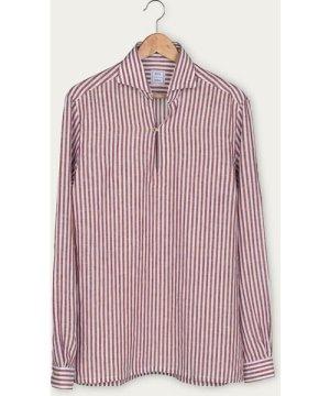 Rosse Camicia Capri Righe Shirt