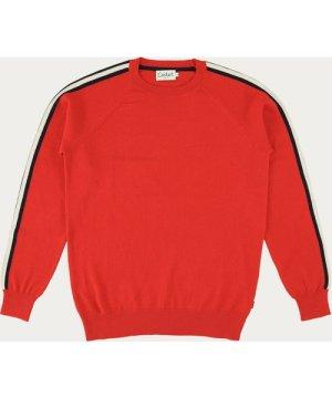 Red Stapleton Knitwear