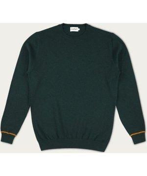 Dark Green Fordham Knitwear