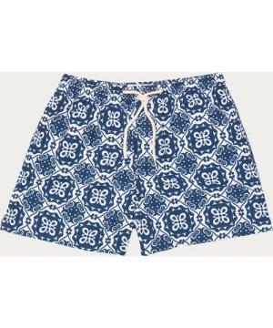 Blu Lipari Micro Elastic Swim Short