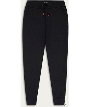 Black Zip Track Pant