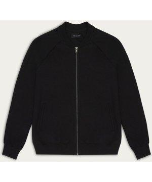 Black Redone Bomber Jacket