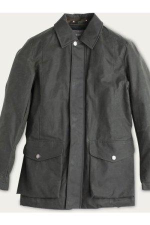 Olive Wax Jacket